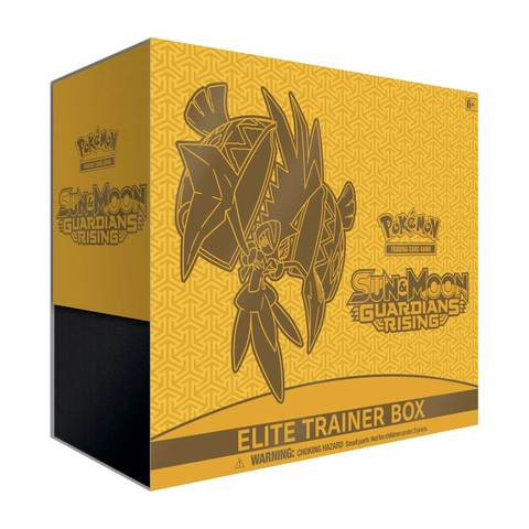Sun & Moon Guardians Rising Elite Trainer Box