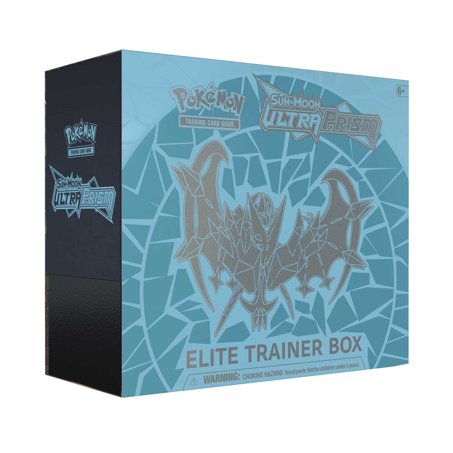 Sun & Moon Ultra Prism Elite Trainer Box - Dawn Wings Necrozma