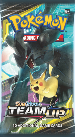 Sun & Moon - Team Up Booster Pack