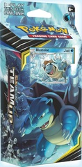 Sun & Moon: Team Up - Torrential Cannon Theme Deck