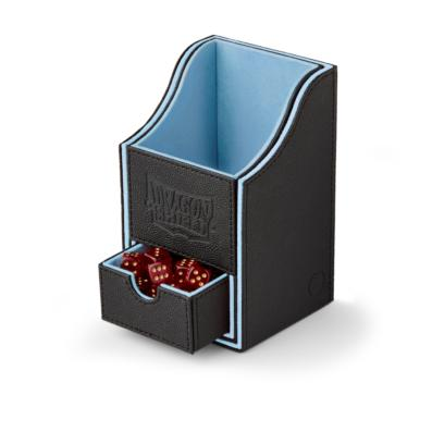 Dragon Shield Black/Blue Nest 100+ Deck Box