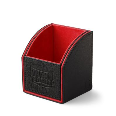 Dragon Shield Black/Red Nest 100 Deck Box