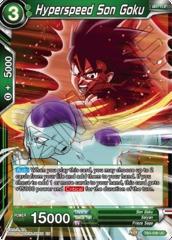 Hyperspeed Son Goku - TB3-036 - UC - Foil