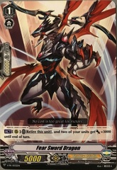 Fear Sword Dragon - V-PR/0032EN - PR
