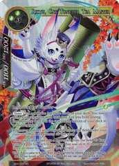 SNV-073 - SR - Full Art - Rikyu, Cat Tongued Tea Master