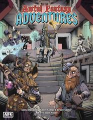 Awful Fantasy Adventures