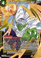 Piccolo, Fused with Nail - TB3-053 - SR
