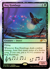 Bog Humbugs (2018 Holiday Foil)