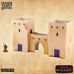 (SA06) Arab Village Entrance