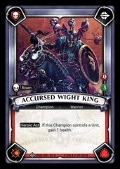 Accursed Wight King (Claimed)