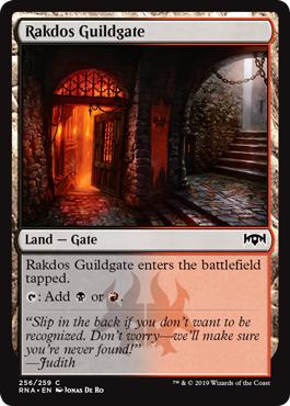 Rakdos Guildgate (256)