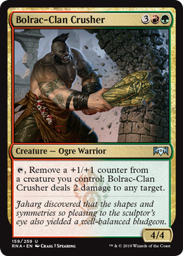 Bolrac-Clan Crusher - Foil