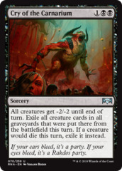 Cry of the Carnarium - Foil