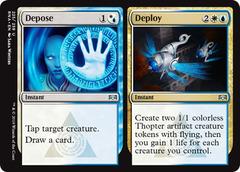 Depose // Deploy - Foil