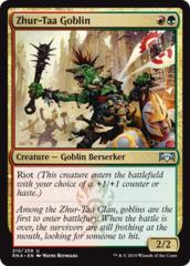 Zhur-Taa Goblin - Foil