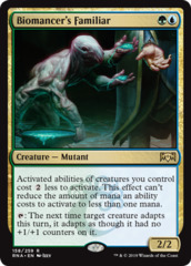 Biomancer's Familiar - Foil