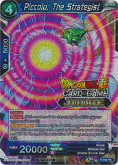 Piccolo, The Strategist (Judge Promo) - P-040 - PR