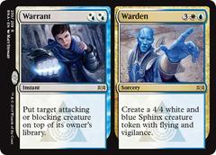 Warrant // Warden - Foil