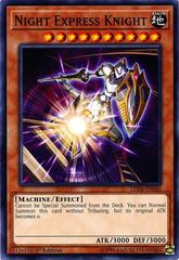 Night Express Knight - LED4-EN040 - Common - 1st Edition