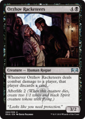 Orzhov Racketeers - Foil