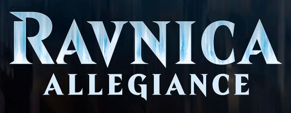 Ravnica Allegiance Complete Set