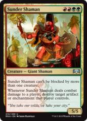 Sunder Shaman - Foil