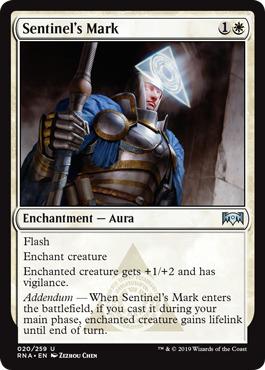 Sentinels Mark - Foil