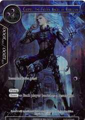 Caspiel, the Fallen Angel of Rebellion - SNV-085 - U - Full Art