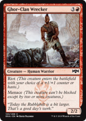 Ghor-Clan Wrecker - Foil