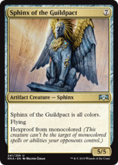 Sphinx of the Guildpact - Foil