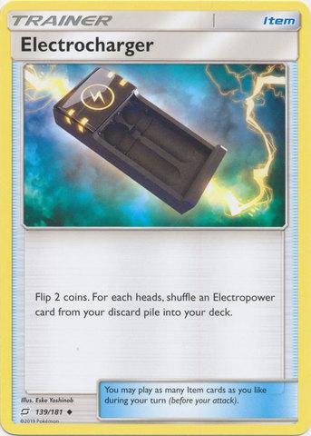 Electrocharger - 139/181 - Uncommon