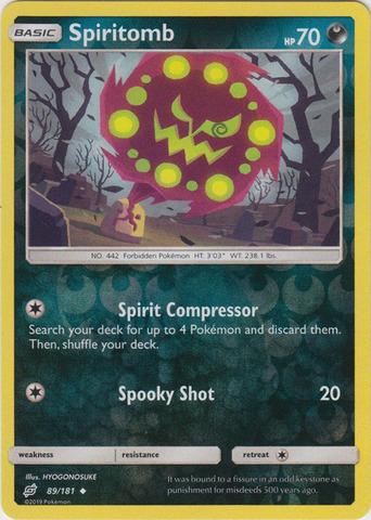 Spiritomb - 89/181 - Uncommon - Reverse Holo