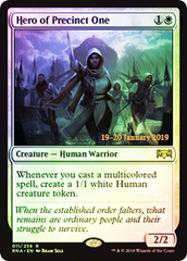 Hero of Precinct One - Foil Prerelease Promo