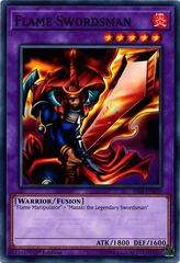Flame Swordsman - SS02-ENB20 - Common - 1st Edition