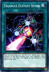 Triangle Ecstasy Spark - SS02-ENC11 - Common - 1st Edition