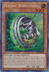 Psychic Wheeleder - SAST-EN024 - Secret Rare - 1st Edition