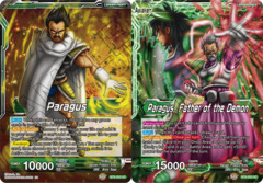 Paragus // Paragus, Father of the Demon - BT6-053 - UC - Foil
