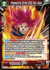 Preemptive Strike SSG Son Goku - BT6-004 - C
