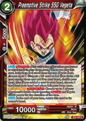 Preemptive Strike SSG Vegeta - BT6-008 - C