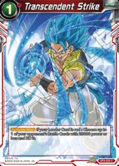 Transcendent Strike - BT6-025 - C