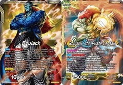 Boujack // Boujack, the Pirate Captain - BT6-080 - UC - Foil