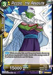 Piccolo, the Resolute - BT6-088 - C - Foil