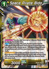 Space Pirate Bido - BT6-099 - C - Foil
