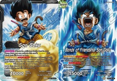 Son Goku // Bonds of Friendship Son Goku - BT6-105 - UC