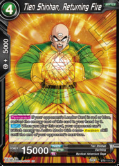 Tien Shinhan, Returning Fire - BT6-111 - C