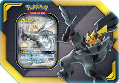 TAG TEAM Tin - Pikachu & Zekrom GX