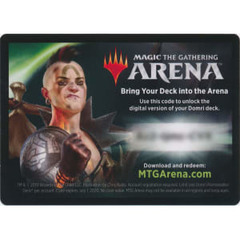 MTG Arena Code Cards - Fantasy Sports Cards