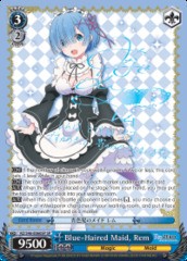 Blue-Haired Maid, Rem - RZ/S46-E060SP - SP