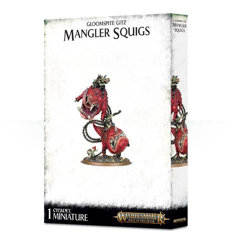Gloomspite Gitz Mangler Squigs