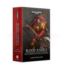 Blood Angels: The Complete Rafen Omnibus Pb
